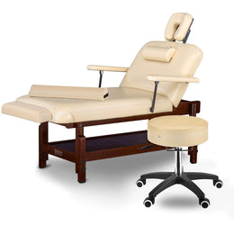 Master Massage Samson Stationary Massage Table Package
