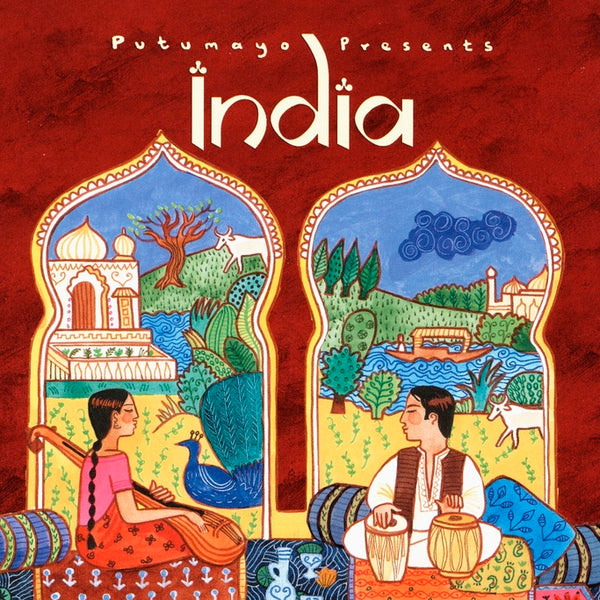 (Artistes variés) : Putumayo Presents: India  CD