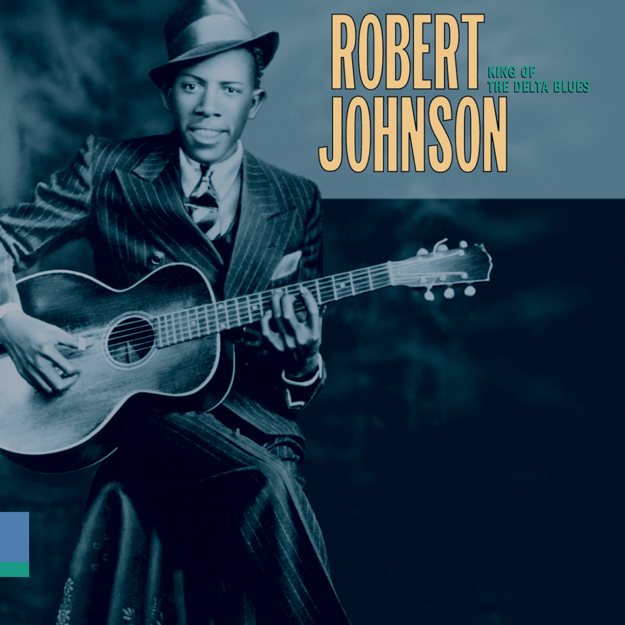 Johnson, Robert : King Of The Delta Blues  CD