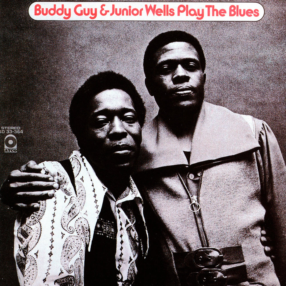 Guy, Buddy : Play The Blues  CD