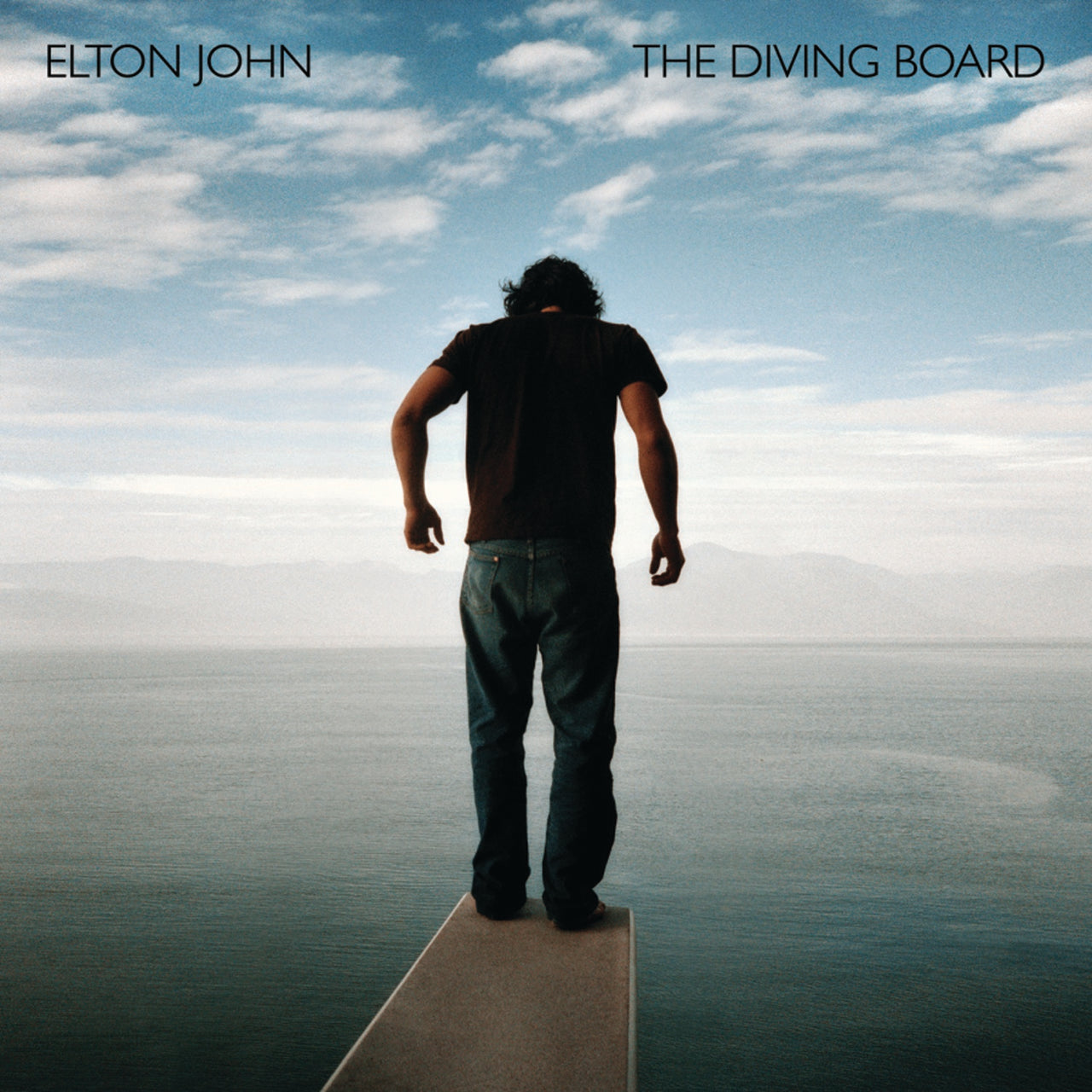 John, Elton : The Diving Board  CD