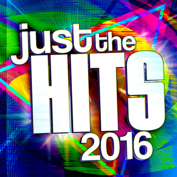 (Artistes variés) : Just The Hits 2016  CD