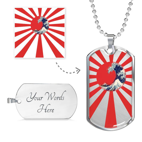 Create your own Dog Tag