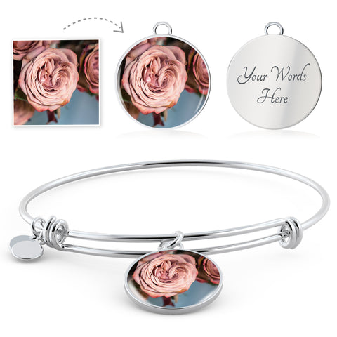 Create your own Circle Pendant Bangle