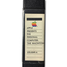 Macintosh Introduction VHS Tape