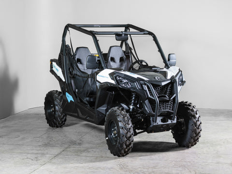 "Can-Am Maverick Trail/Sport Full UTV Windshield 3/16"" - Scratch Resistant"