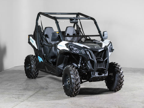 "Can-Am Maverick Trail/Sport Full Tilting UTV Windshield 3/16"" - Scratch Resistant"