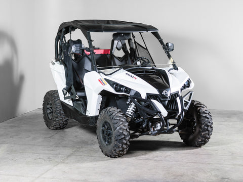 "Can-Am Maverick Full UTV Windshield 1/4"" - Scratch Resistant"