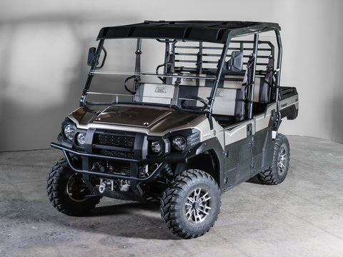 "Kawasaki Mule Pro Series Half UTV Windshield 3/16"" - Models 2015+"