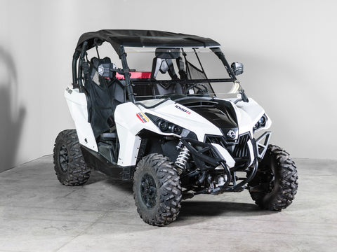 "Can-Am Maverick Full Tilting UTV Windshield 3/16"" - Scratch Resistant"