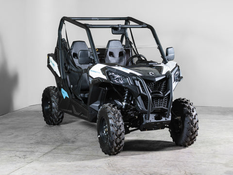 "Can-Am Maverick Trail/Sport Half UTV Windshield 3/16"" - Scratch Resistant"