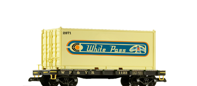 G-Scale Container Cars