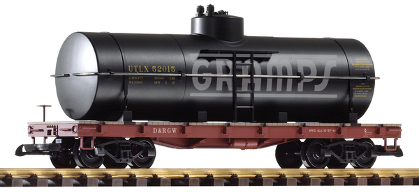 38711 D&RGW Gramps Tank Car (G-Scale)