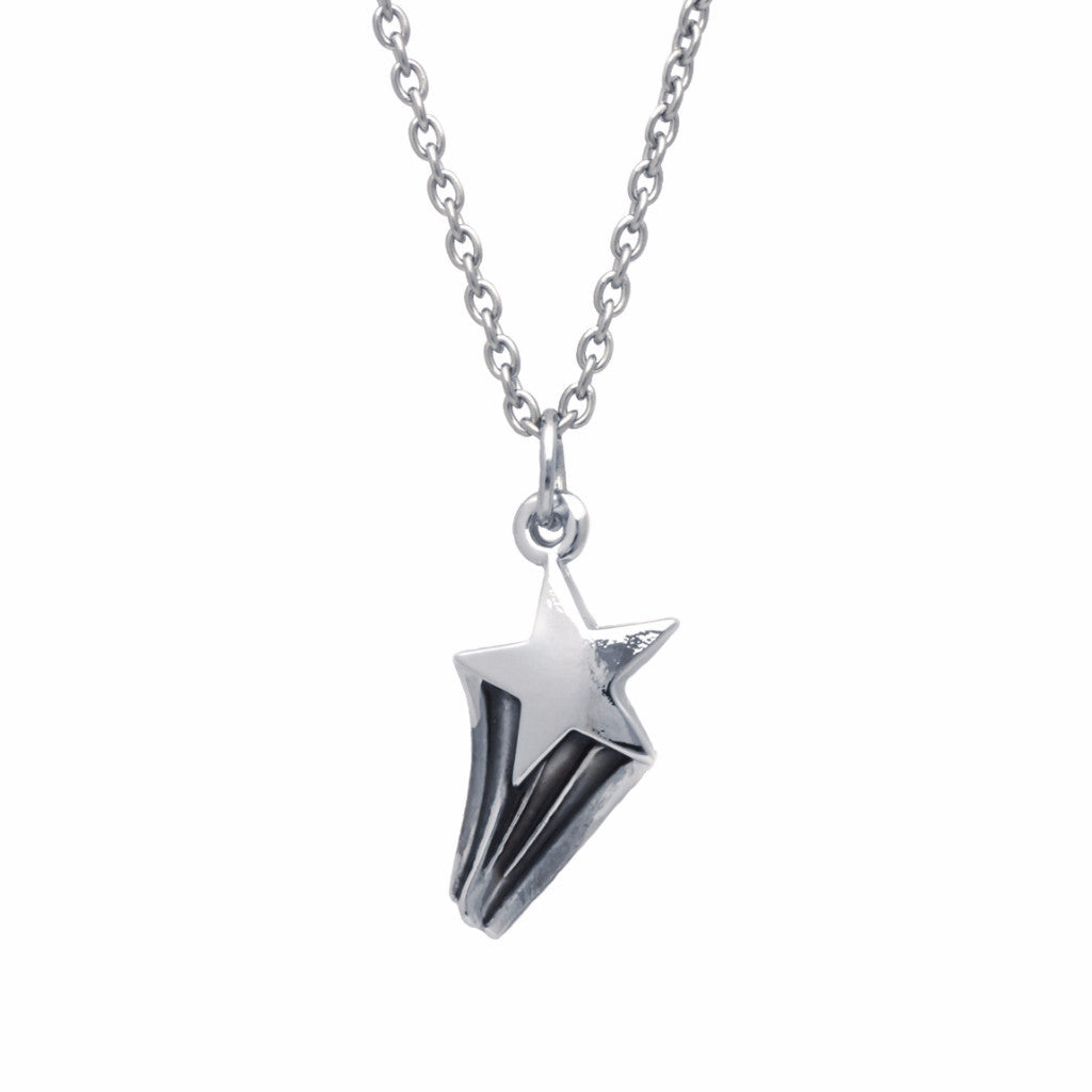 BE Values Collection - BE Spontaneous - Shooting Star pendant
