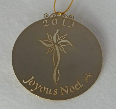 Limited Edition 2013 Holiday Ornament