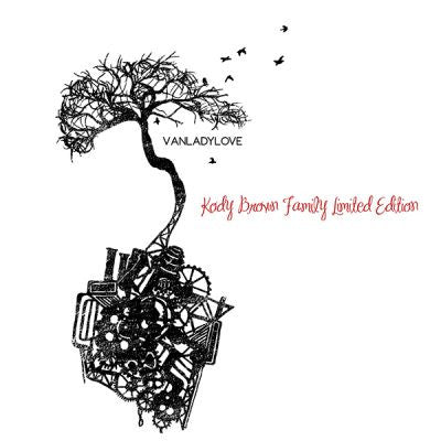 VANLADYLOVE - Kody Brown Family Limited Edition CD