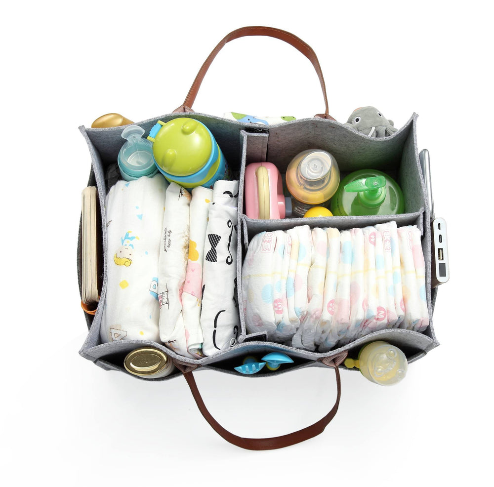 Diaper Caddy Organizer-Watermelon Warehouse