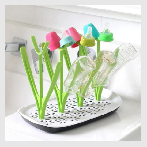 Toni Bottle Drying Rack