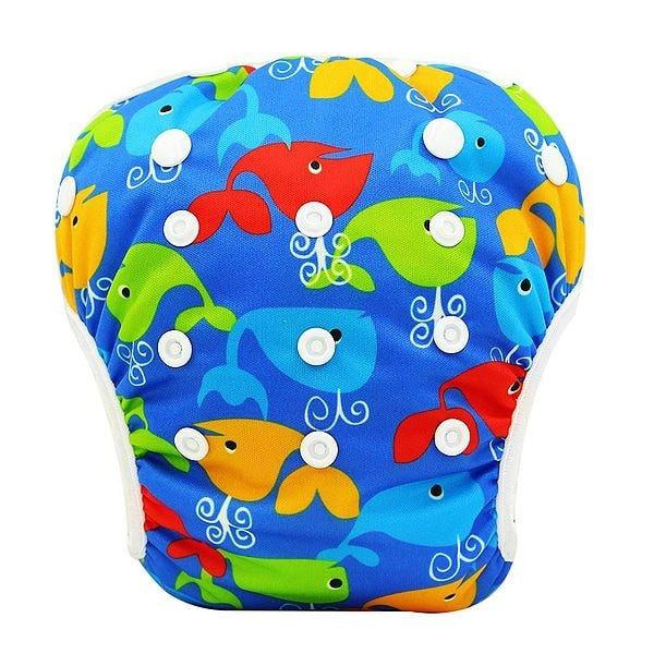 Nano Reusable Swim Diaper