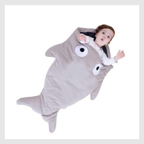Little Shark Baby Sleeping Bag