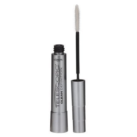 L'OREAL Telescopic Definition & Lengthening Mascara, Black Brown 930