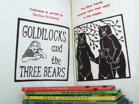 Goldilocks and Three Bears