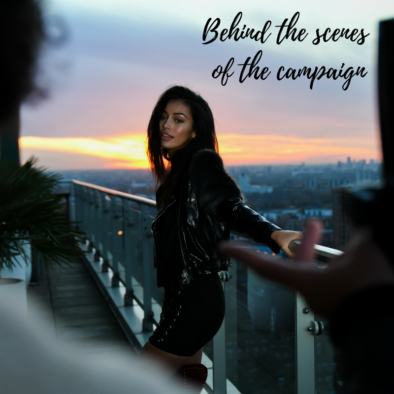 BEHIND THE SCENES OF THE CAMPAIGN