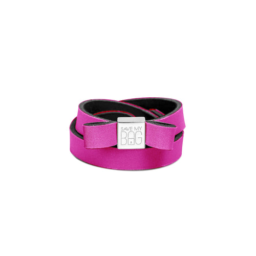 Ribbon miss*Thai/hot pink