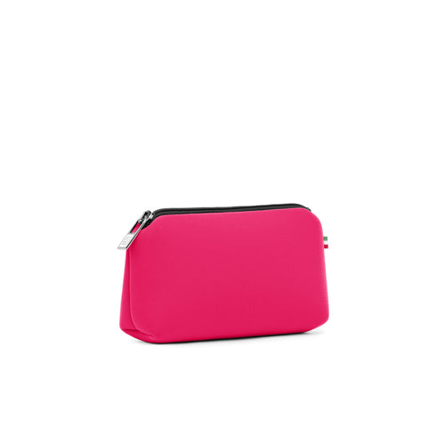 Small travel pouch* BLOGGER/NEON FUCHSIA