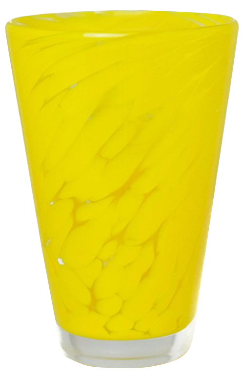 Orange & Yellow Tumbler