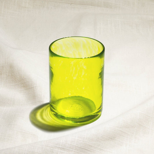 Lime Water Glass