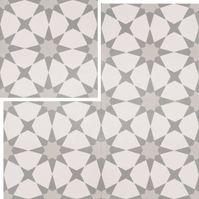 Interceramic - Union Square 8 in. x 8 in. Ceramic Tile - Fisher