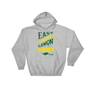 Hooded Sweatshirt---Easy Peasy---Click for more shirt colors