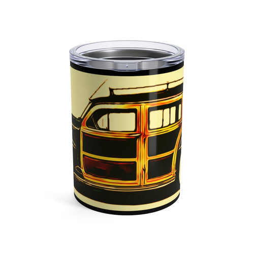 1942 Chrysler Town and Country Barrelback by Speedtiques Tumbler 10oz