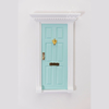 Fairy Door - Aqua - nursery decor