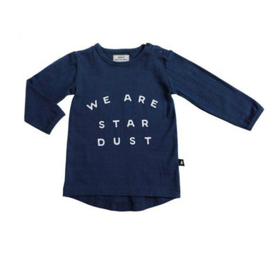 Anarkid We Are Stardust Long Sleeve Tee - nursery decor
