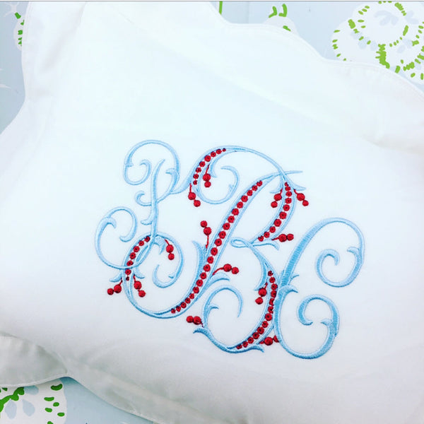 Boudoir Pillow (6 Colors)