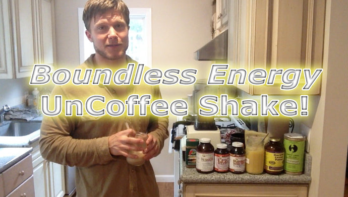 Boundless Energy UnCoffee Shake