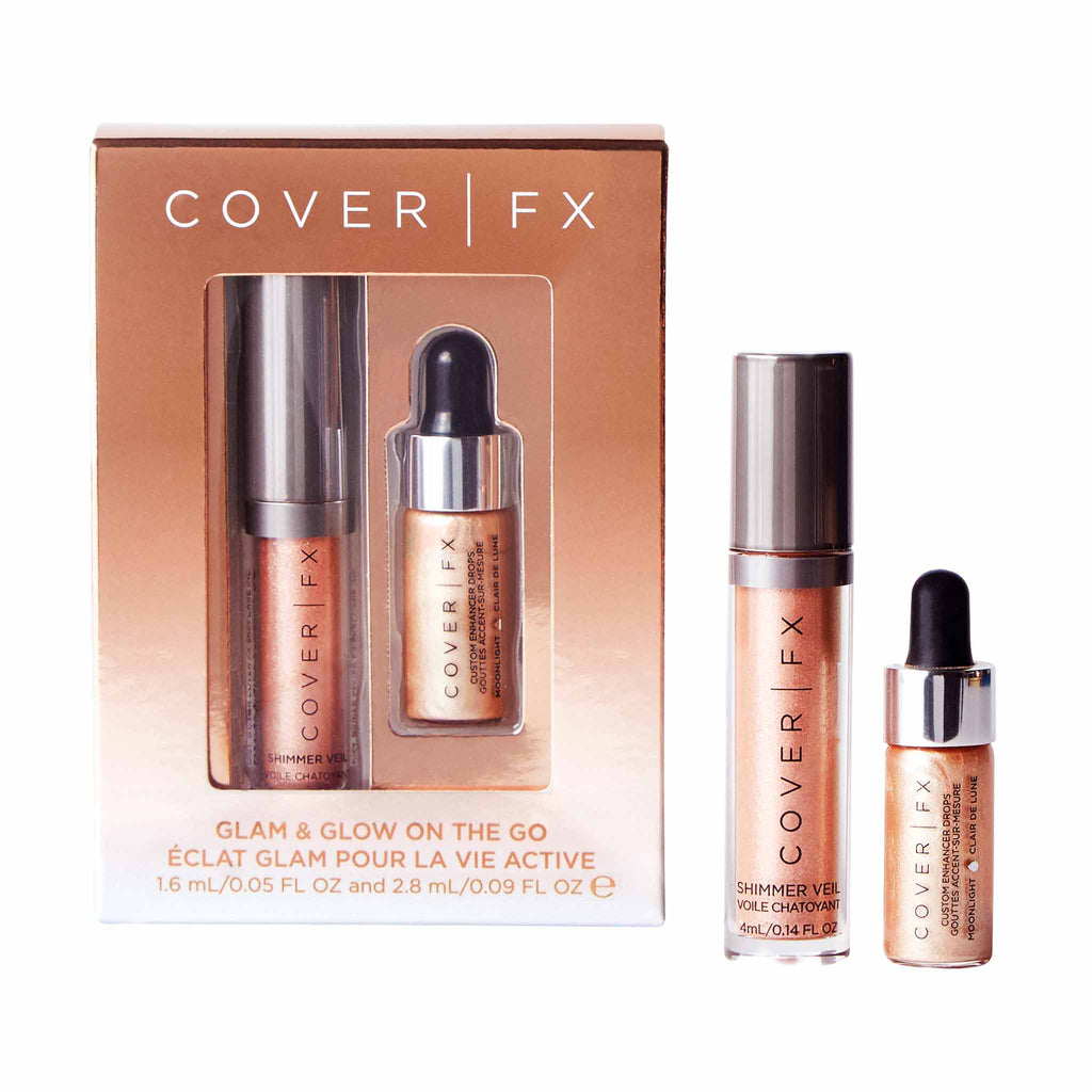 LIMITED EDITION GLAM & GLOW ON THE GO