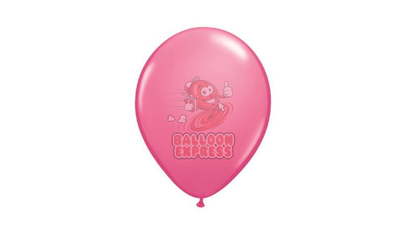Rose- Helium Inflated - Balloon Express