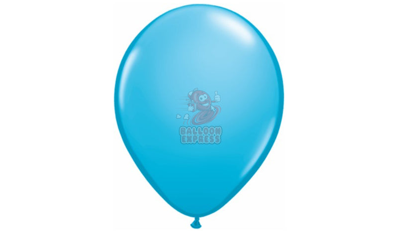 Robin Egg Blue-Helium Inflated - Balloon Express