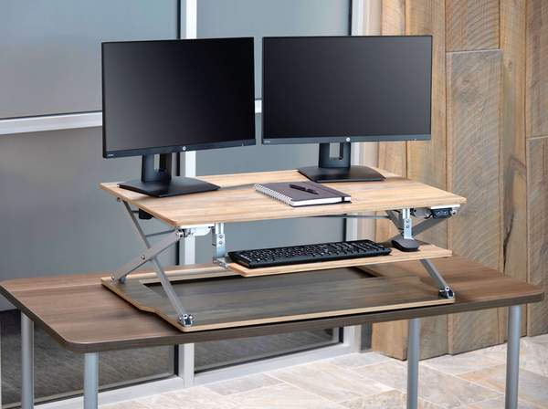 How An Electric Elevating Desk Can Improve Your Health