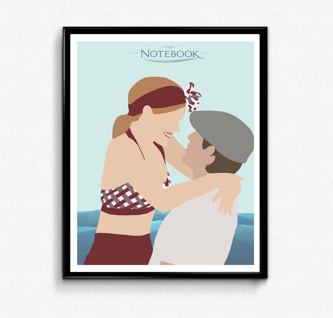 The Notebook • Movie Print