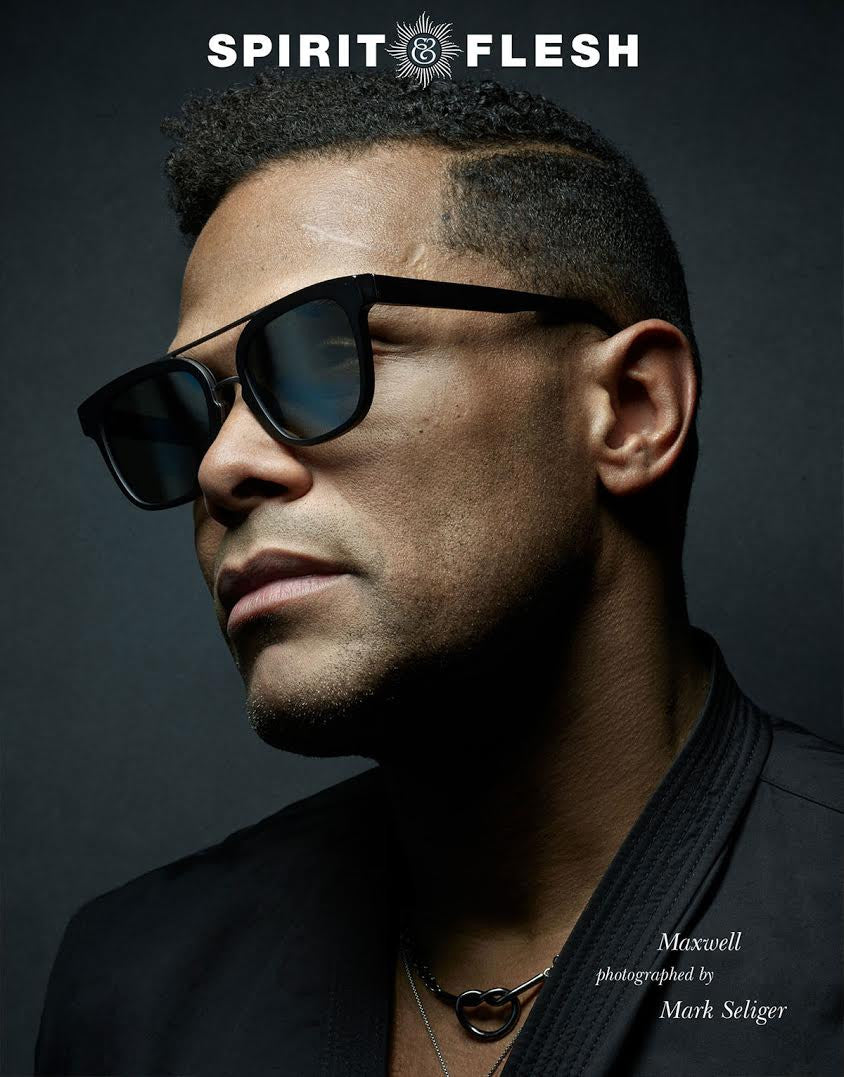 Maxwell photographed by Mark Seliger (SOLD OUT)