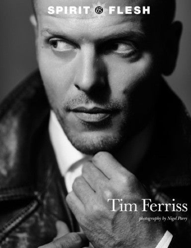 Tim Ferriss by Nigel Parry