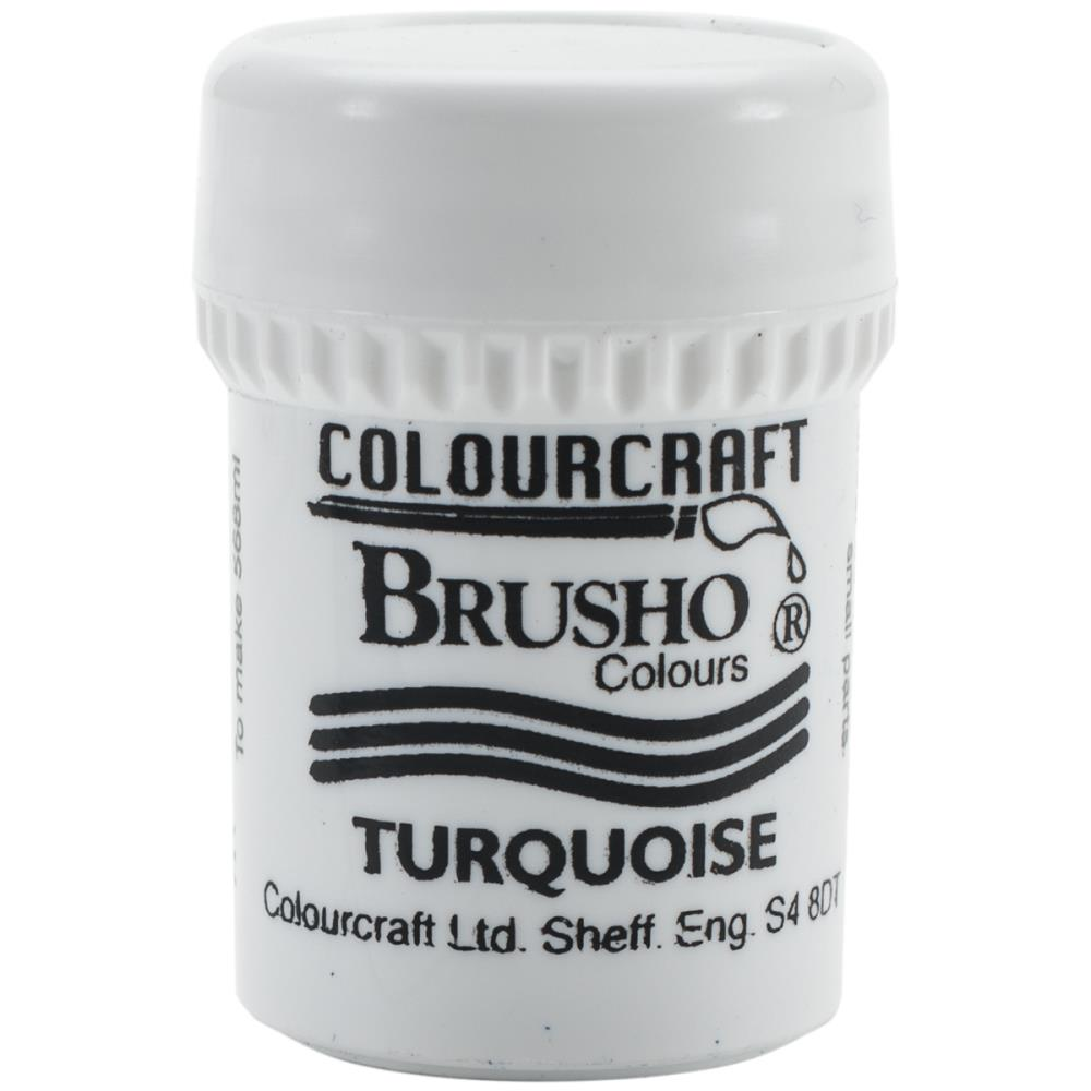 Colourcraft - Brusho Crystal Color - Turquoise