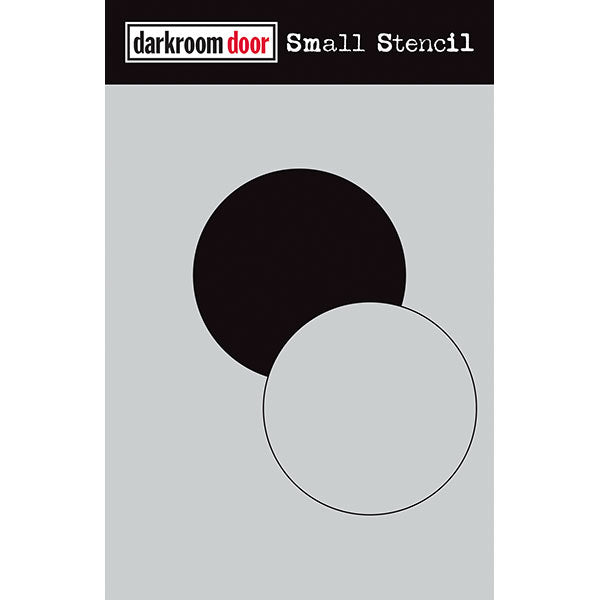Darkroom Door - Circle Set - Stencil