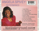 Angela Spivey: Determined: CD