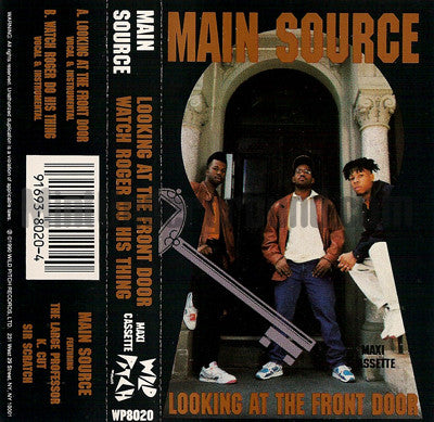 Main Source: Looking At The Front Door: Cassette Single