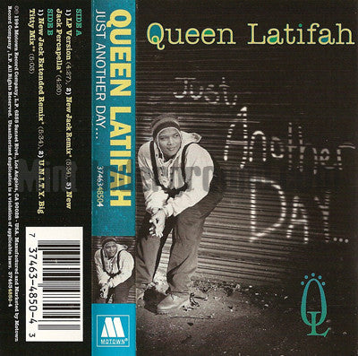 Queen Latifah: Just Another Day: Cassette Single